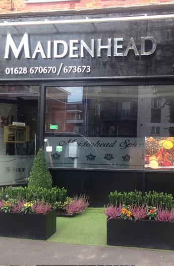 Maidenhead Spice